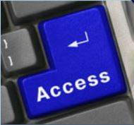 Access Key on keyboard